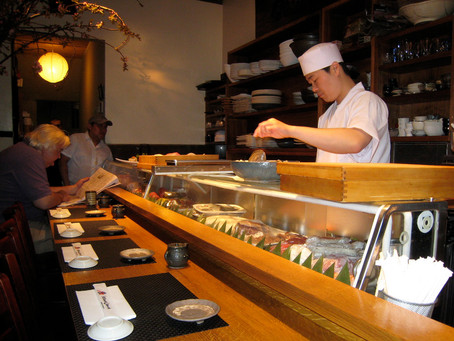 How to do Omakase