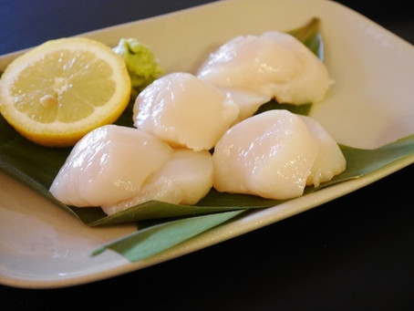 Scallops from Viking Island, NJ