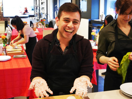 Photos from from Kargo Team Building Sushi Class