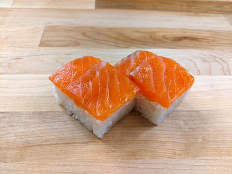 Ocean Trout Oshi Zushi