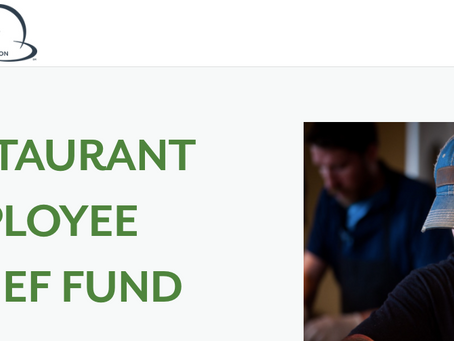 $500 relief fund to the restaurant employees in the US.