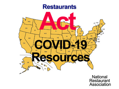 Restaurants Act - COVID-19 National Resources