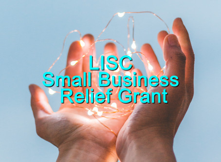 LISC Small Business Relief Grant