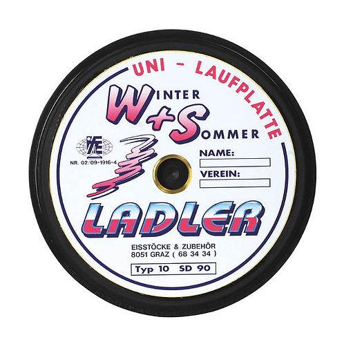 LADLER UNI-Laufplatte Typ 10