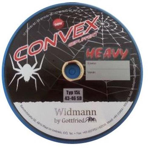 SLS Convex gepuffert Heavy