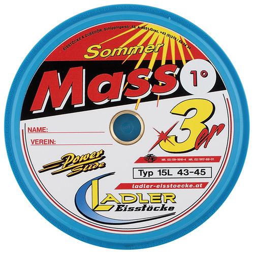 LADLER Spezial-Massplatte 1° - Modell 3er Mass