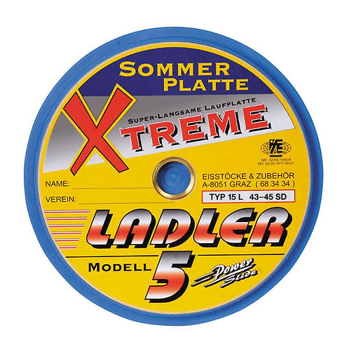 LADLER Modell 5 - XTREME (Wapplerplatte)