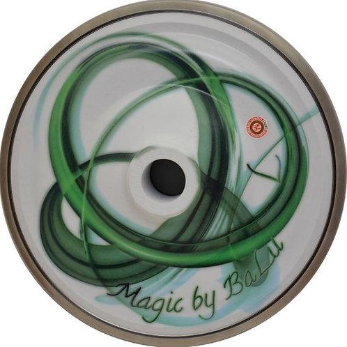 Oscilate Green