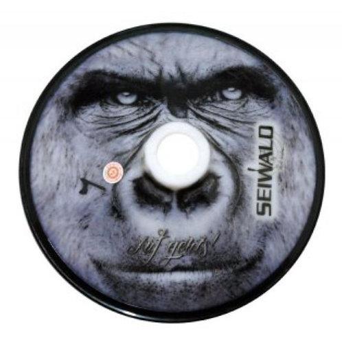 Stockkörper Gorilla