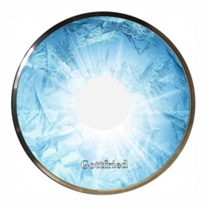 Evo 1 Ice Blau