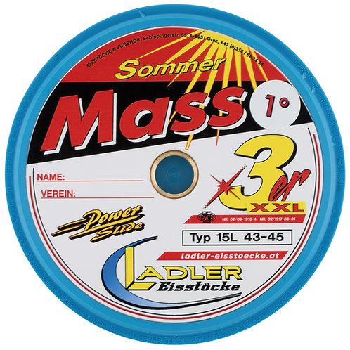LADLER Spezial-Massplatte 1° XXL - Modell 3