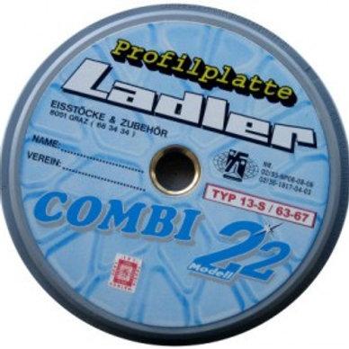 LADLER Profilplatte Modell 22 - Combi