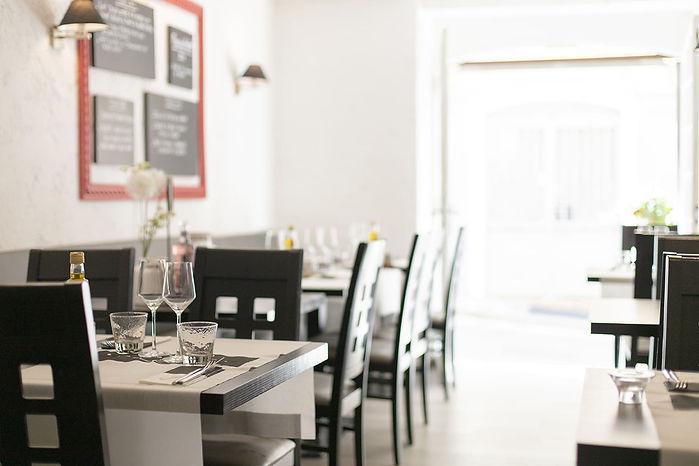 Notre salle de restaurant Le Bistrot du Sommelier Valbonne