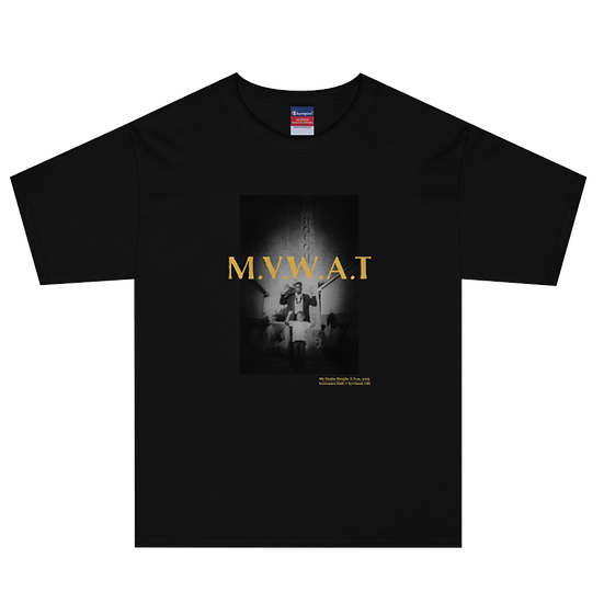 MVWAT Commemorative T-Shirt