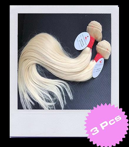 Mink 613 Straight Hair (3 Pcs)