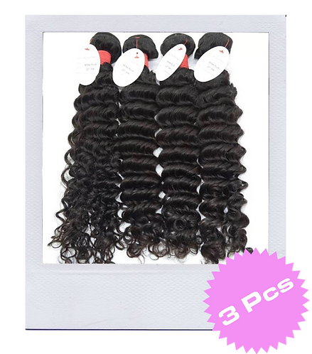 Mink Brazilian Curly Hair (3 Pcs)