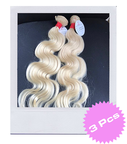 Mink 613 Body Wave (3 Pcs)