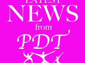 Latest Info from PDT Regarding Social DisDANCE