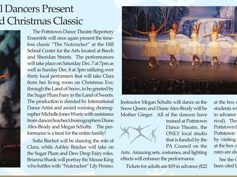 "Pottstown Dance Theatre's 2019 Production of ""The Nutcracker"" Featured"