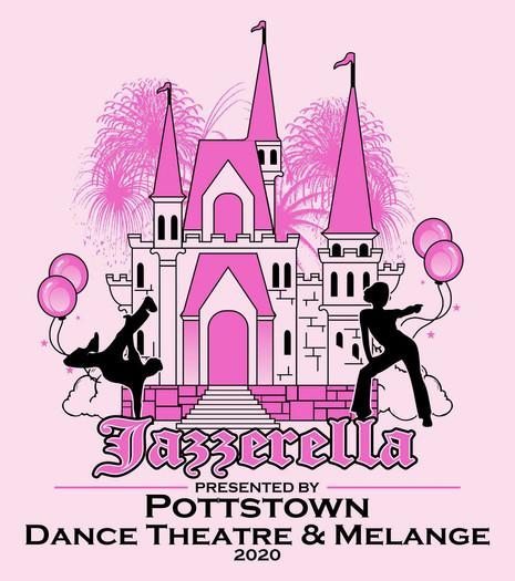 "Pottstown Dance Theatre Repertory Ensemble presents ""Jazzerella"", a modern take on a classic fa"