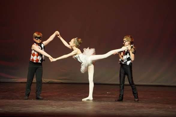 Pottstown Dance Theatre offers classes in Ballet and Pointe, Tap, Modern, Jazz, African, Hip-Hop, Creative Movement, Irish, Break Dance, Highland, Musical Theater, and Pilates. We base the ballet program on the Vaganova Syllabus, as set up by the school of the Kirov Ballet in Russia.