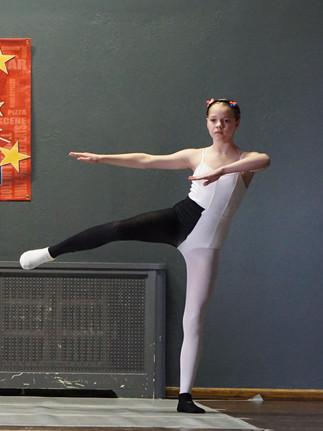 Advanced Technique & Choreography
