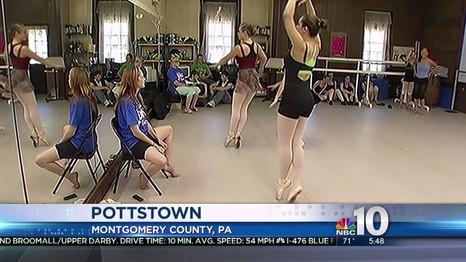 Pottstown Dance Theatre Dances at the Olympics