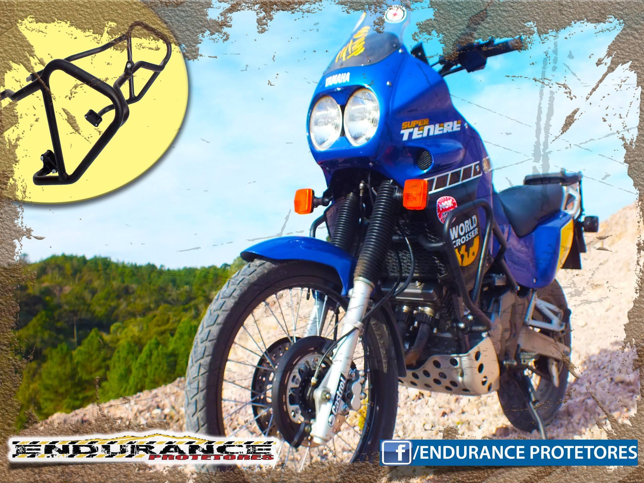 Protetor de carenagem ST750