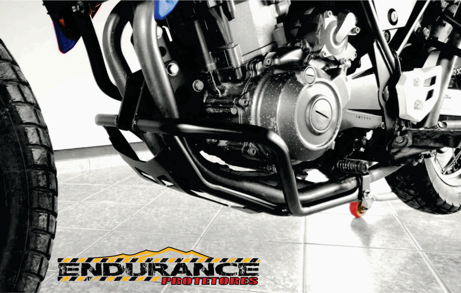 Protetor de motor XT660R