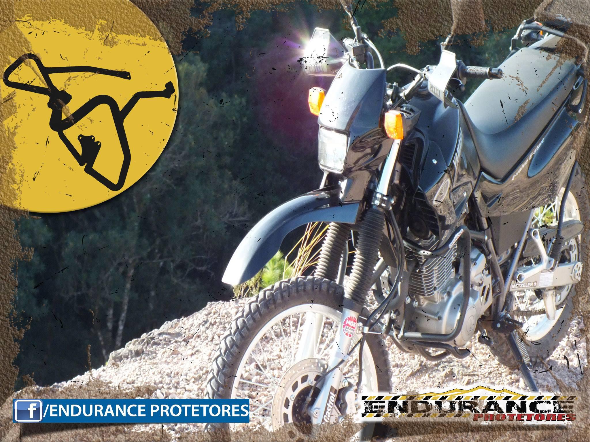 Protetor de carenagem XT600E