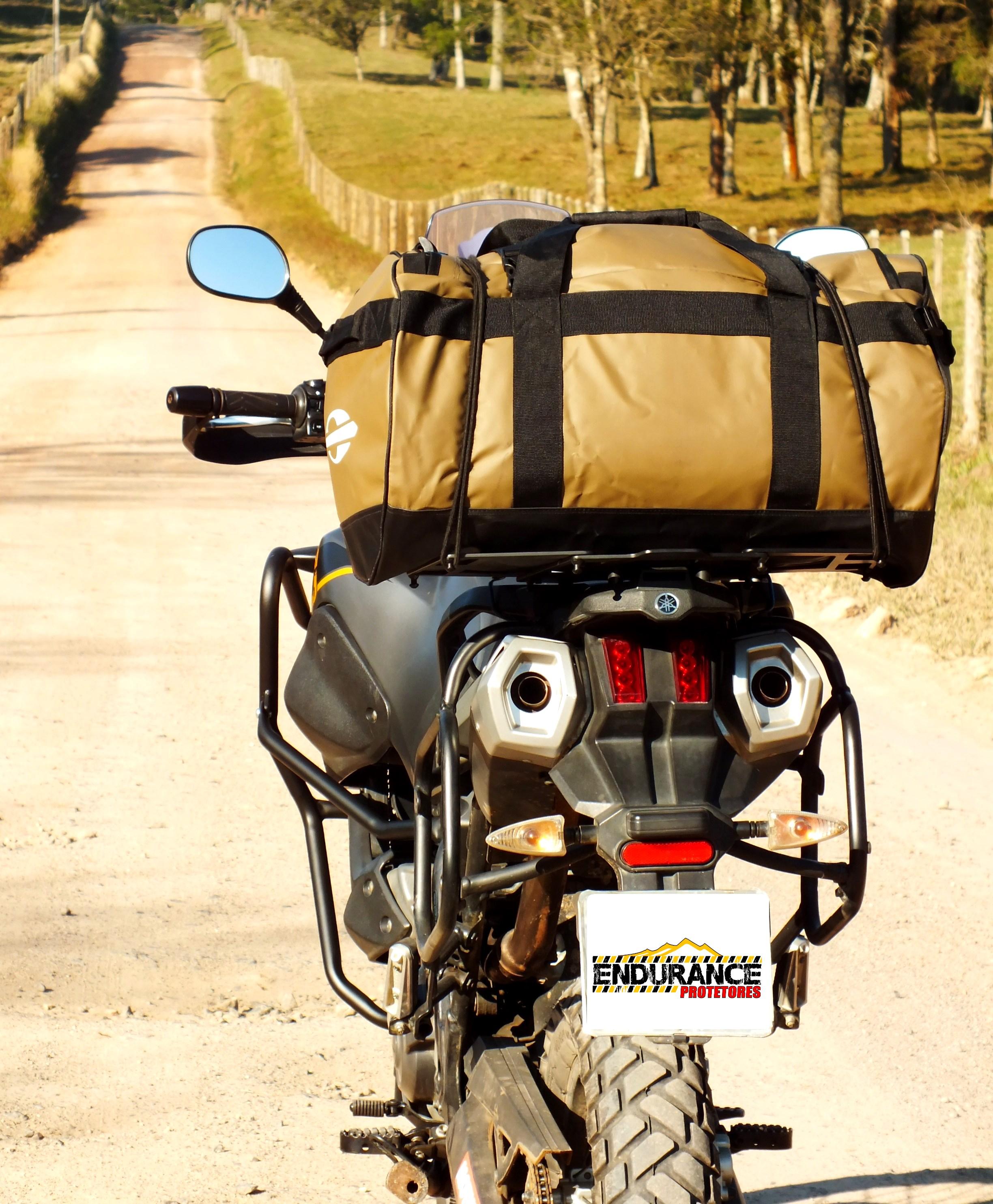 Bagageiro XT660Z Ténéré