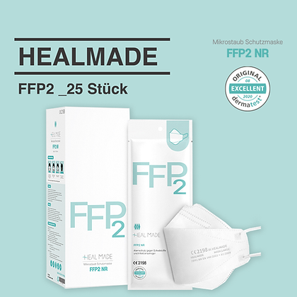 Healmade  FFP2 Maske 25 Stück [**40% SALE**]
