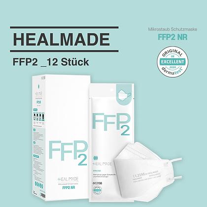 Healmade  FFP2 MASK 12 Stück [**20% SALE**]