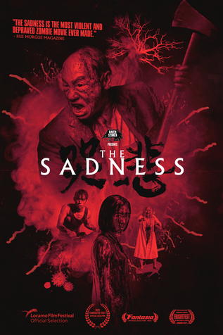 THE SADNESS (Official Poster)