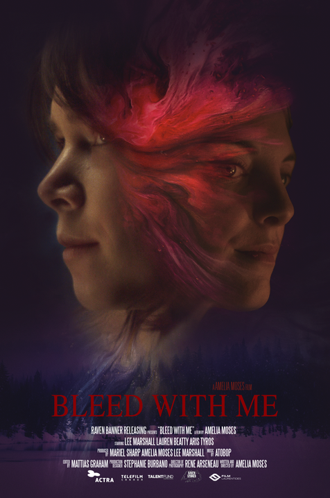 BLEED WITH ME (Official Poster)