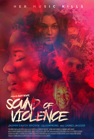 SOUND OF VIOLENCE (Official Poster)