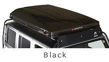 iKamper Skycamp rooftop tent black fibeglass hardshell jeep