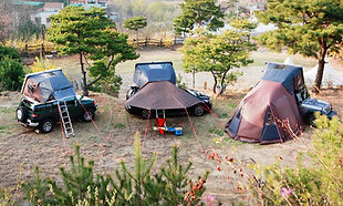 iKamper Skycamp rooftop tent zip on accessory options
