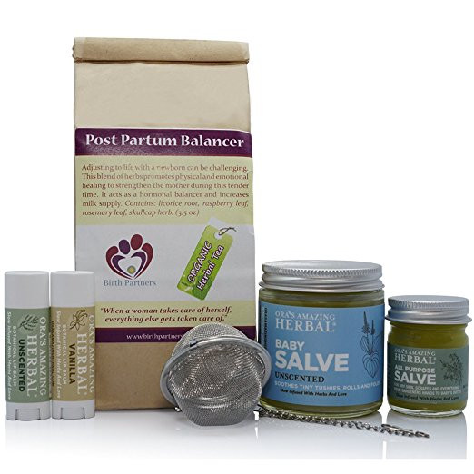 Postpartum Care Set