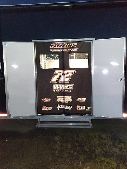 Side Door Trailer Curtain