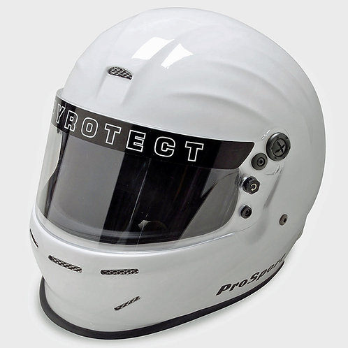 Pyrotect Pro sport Duck Bill White