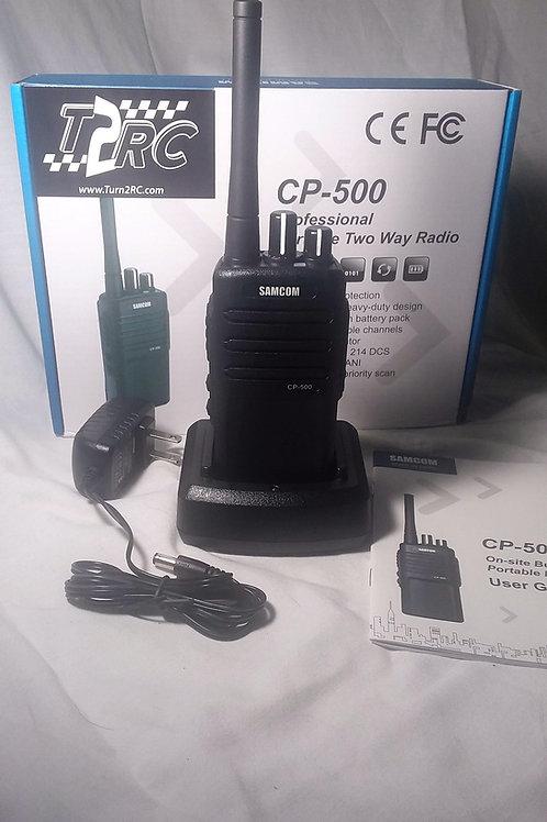 T2RC CP-500 4 WATT 16 CHAN RACER SERIES RADIO