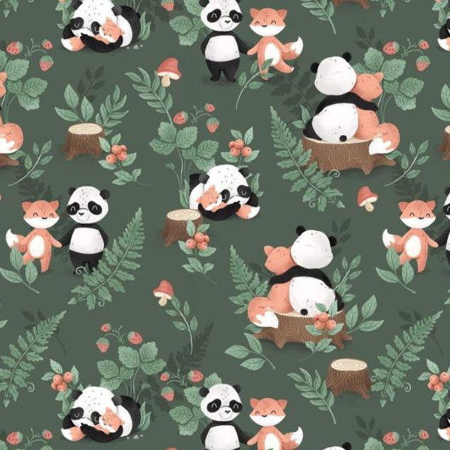 Panda et lapin copain.JPG