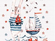 Sailor lapin