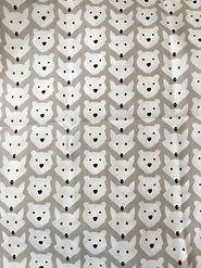 142 - Renards Ours blanc _ gris