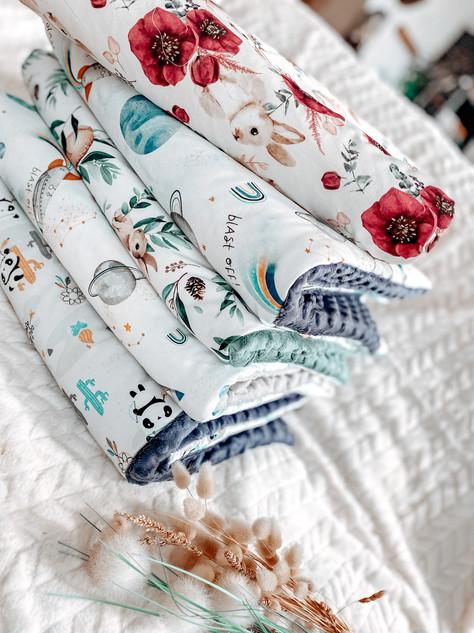 Couvertures bébé By Chachapoildechat