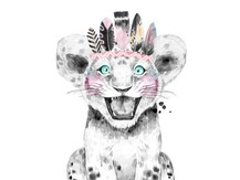 Lionceau Girl