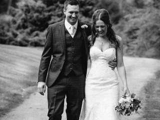 Beautiful North Wales Wedding - Cathy and Dave