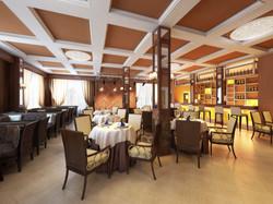 Ресторан Лиман о. Кипр