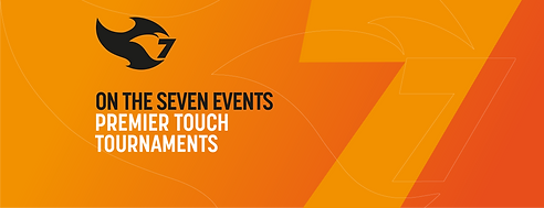On the seven events header logo
